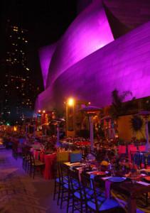 Klieglights at Gustavo Dudamel Inaugural Concert