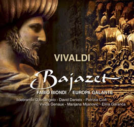 Bajazet - the CD