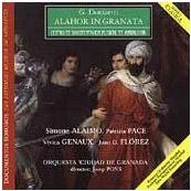Vivica Genaux in Alahor in Granata by Donizetti