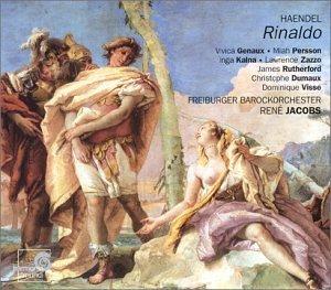 Vivica Genaux: Rinaldo CD