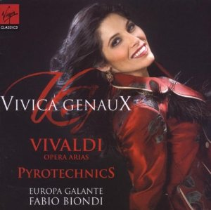 Vivica Genaux's Vocal Pyrotechnics