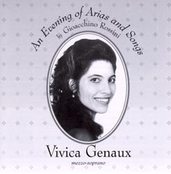 Vivica Genaux's first CD