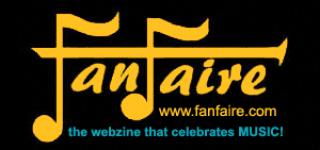 FanFaire, the webzine that celebrates MUSIC!
