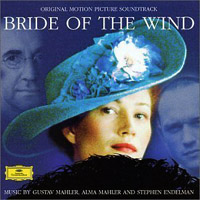 Soundtrack from Bride of the Wind, a movie about Alma Mahler