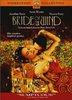 Bride of The Wind  on DVD
