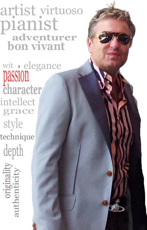 Jean-Yves Thibaudet portrait