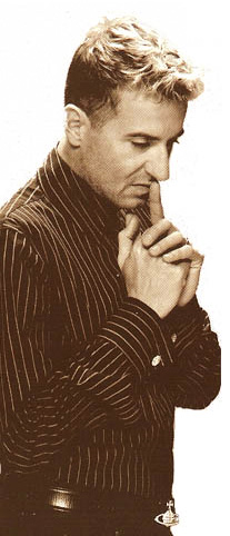 Jean-Yves Thibaudet - sideview photo