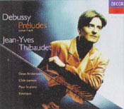 Jean-Yves Thibaudet: Debussy Preludes