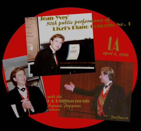 Jean-Yves Thibaudet - Liszt Concerto No. 1 in LA