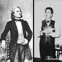 Liszt and Jean-Yves Thibaudet
