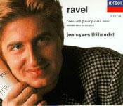 Jean-Yves Thibaudet: Ravel-works for solo piano