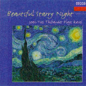 Jean-Yves Thibaudet:CD- Beautiful Starry Night