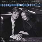 Thibaudet and Fleming CD: Night Songs