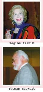 Regina Resnik and Thomas Stewart