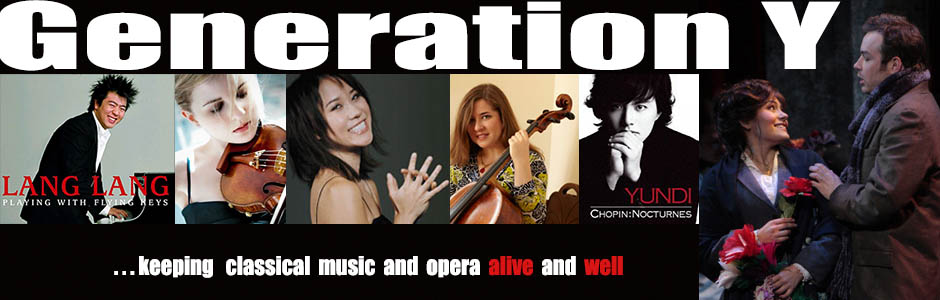The next generation of classical musicians and opera singers