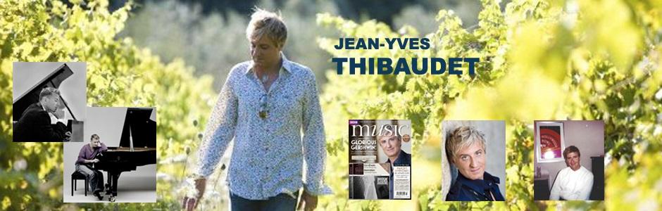 Jean-Yves Thibaudet, pianist extraordinaire