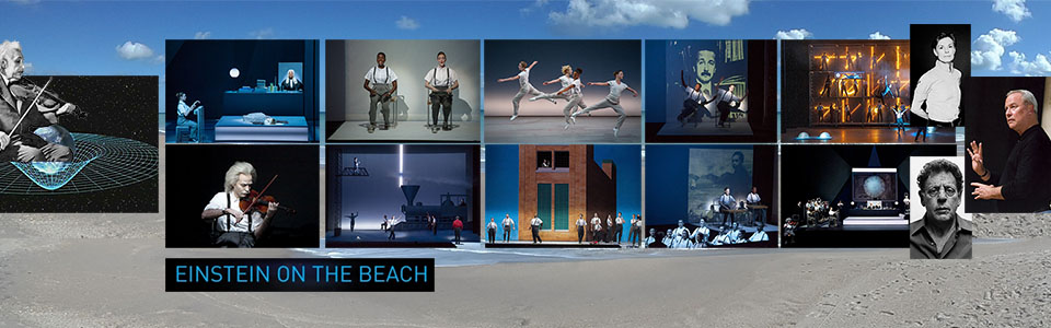 FanFaire celebrates Einstein on the Beach, opera by Robert Wilson and Philip Glass
